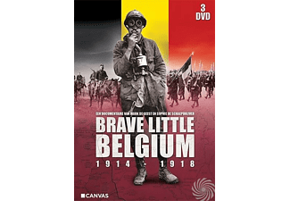 Brave Little Belgium | DVD