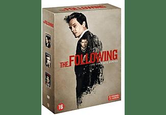 The Following – Seizoen 1-3 DVD