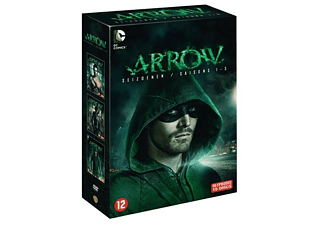 Arrow - Seizoen 1-3 | DVD
