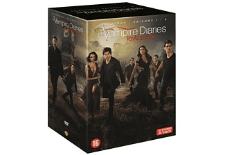 The Vampire Diaries - Seizoen 1-6 | DVD