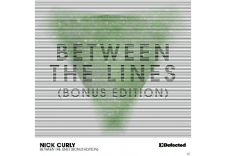 Nick Curly - Between The Lines [CD]
