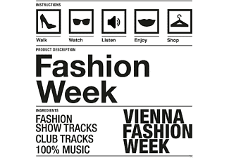VARIOUS - Vienna Fashion Week 2013 - (CD)