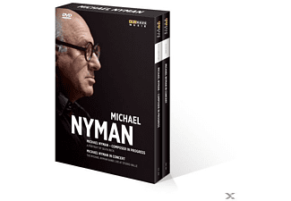 Michael Nyman - Composer In Progress/In Concert - (DVD)