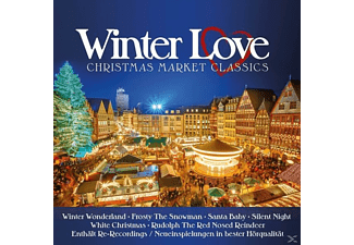 VARIOUS - Winter Love-Christmas Market Classics - (CD)