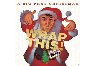 Gordin's Big Phat Band Goodwin - Big Phat Christmas Wrap This! [CD]