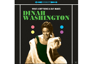 Dinah Washington - What A Different A Day - (Vinyl)