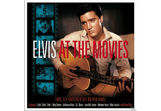 Elvis Presley - Elvis At The Movies - (Vinyl)
