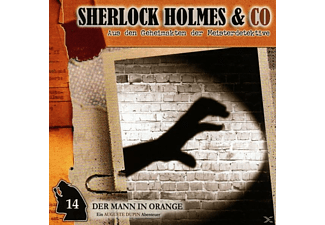 VARIOUS - Der Mann In Orange Vol.14 - (CD)