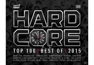 VARIOUS - Hardcore Top 100-Best Of 2015 [CD]