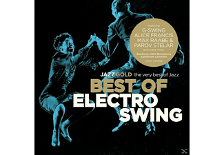 VARIOUS - Best Of Electro Swing (Jazz Gold) [CD]