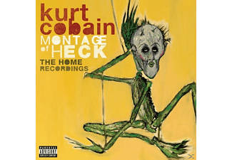 Kurt Cobain -  Montage of Heck: The Home Recordings (Deluxe Edition) [Βινύλιο]