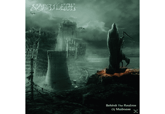 Sacrilege - Behind The Realms Of Madness (Reissue Gf2lp+Mp3) - (LP + Download)