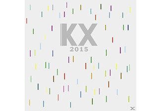 VARIOUS - Kx 2015 (Ltd.2x12''/180g/Colored Vinyl) - (Vinyl)
