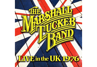 The Marshall Tucker Band - Live In The Uk 1976 [CD]