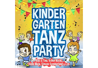 Various - Kindergarten Tanzparty - (CD)