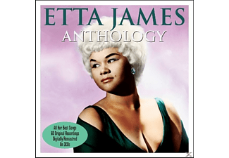 Etta James - Anthology [CD]