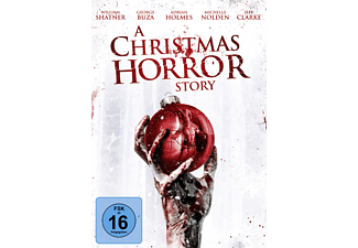A Christmas Horror Story - (DVD)