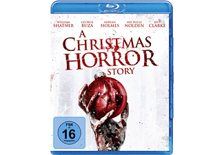 A Christmas Horror Story - (Blu-ray)
