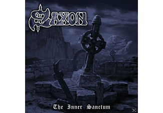 Saxon - The Inner Sanctum - Limited Edition (CD + DVD)
