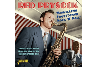 Red Psyrock - Handclappin' Footstompin' - (CD)