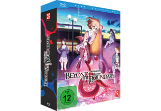 001 - Beyond The Boundary Limited Edition - (Blu-ray)