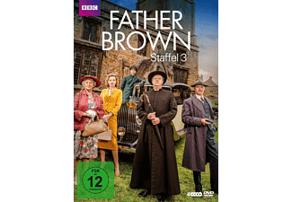 Father Brown - Staffel 3 [DVD]