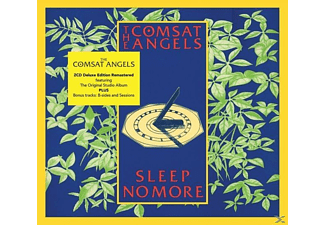 Comsat Angels - Sleep No More (2cd-Deluxe-Edition) [CD]