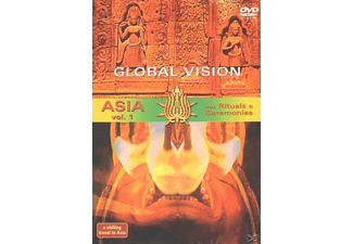 Various - Various Artists - Global Vision Asia Vol. 1 - (DVD)