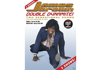 James Brown - DOUBLE DYNAMITE! - (DVD)