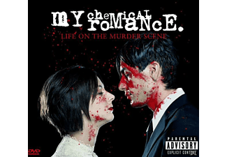 My Chemical Romance - My Chemical Romance - Life On The Murder Scene - DVD 1 - (CD + DVD)