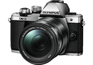 OLYMPUS E-M10 Mark II Kit 14-150mm R Silver - (V207054SE000)