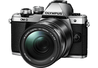 OLYMPUS E-M10 Mark II Kit Silver + Φακός 14-150mm R - (V207054SE000)