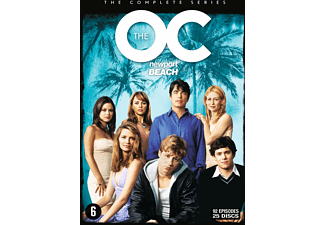 The OC - Seizoen 1-4 | DVD