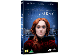 Effie Gray Drama DVD
