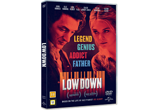 Low Down Drama DVD