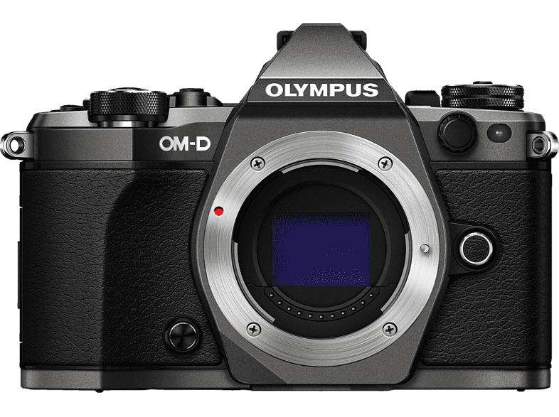 OLYMPUS E‑M5 Mark II Body Titanium - (V207040TE000) photo   video   offline φωτογραφικές μηχανές mirrorless cameras hobby   φωτογραφ