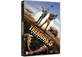 Tremors 5 - Bloodline Skräck DVD