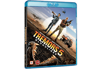Tremors 5 - Bloodline Skräck Blu-ray