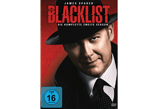 The Blacklist - Staffel 2 - (DVD)