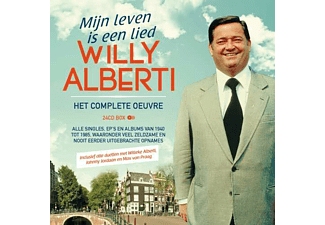Willy Alberti - Mijn Leven Is Een Lied | CD