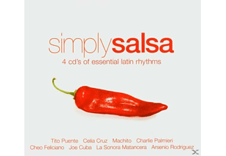 VARIOUS - Simply Salsa [CD]