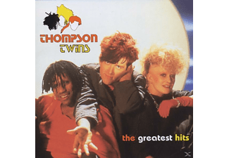 Thompson Twins - Greatest Hits - (CD)