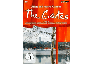 VARIOUS - Christo And Jeanne-Claude's The Gates - (DVD)