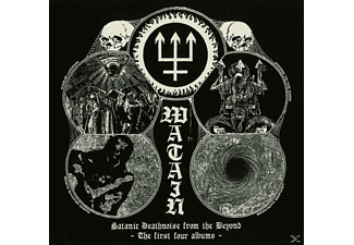 Watain - Satanic Deathnoise From The Beyond (4cd Box) - (CD)