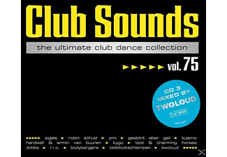 Various - Club Sounds 75 [CD]