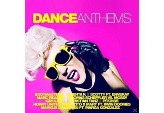 Various - Dance Anthems - (CD)