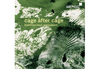 Matthias Kaul - Cage After Cage.Works For Solo Percussion - (CD)