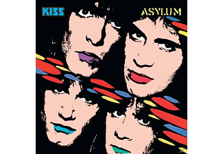 Kiss - Asylum (Ltd.Back To Black Vinyl) [Vinyl]