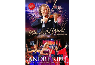 UNIVERSAL MUSIC B.V. André Rieu - Wonderful World-Live In Maastricht | DVD + Video Album