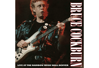 Bruce Cockburn - Live At The Rainbow Music Hall, Denver - (CD)